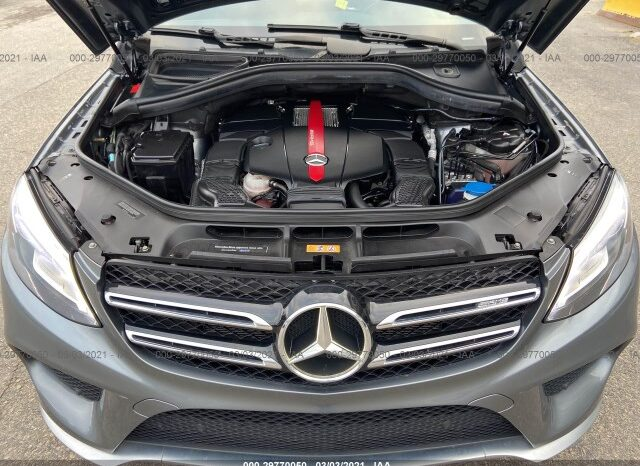 2017 MERCEDES-BENZ GLE AMG GLE 43 full