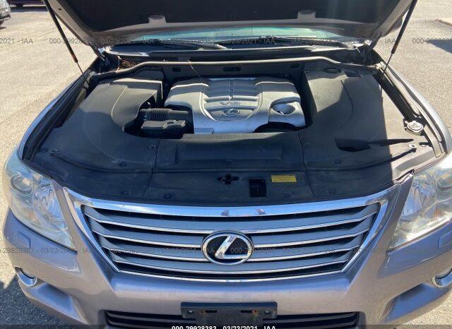 2010 LEXUS LX 570 full