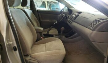 2003 TOYOTA CAMRY LE full